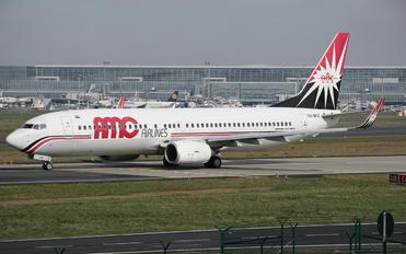 SU-BPZ - AMC Airlines Boeing 737-800