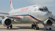 RA-73026 - Rossiya Airbus A319 CJ aircraft