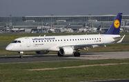 D-AECC - Lufthansa Regional - CityLine Embraer ERJ-190 (190-100) aircraft