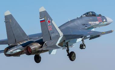 RF-90720 - Russia - Air Force Sukhoi Su-35S