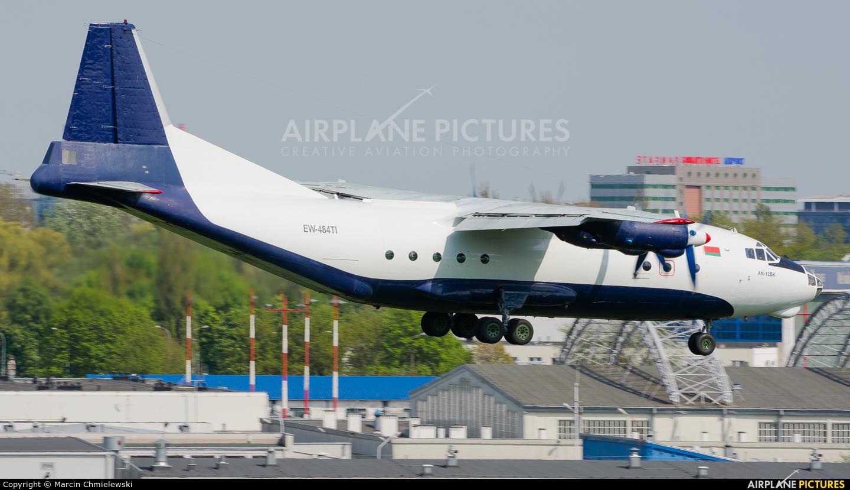 Ruby Star Air Enterprise EW-484TI aircraft at Warsaw - Frederic Chopin