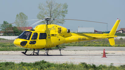 OO-HCE - Heli & Co Eurocopter AS355 Ecureuil 2 / Squirrel 2