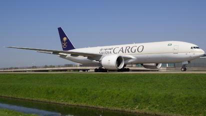 HZ-AK72 - Saudi Arabian Cargo Boeing 777F