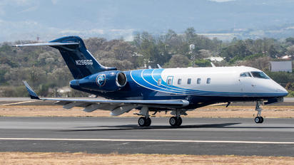 N256GG - CHANTILLY CRUSHED STONE INC Bombardier BD-100 Challenger 300 series