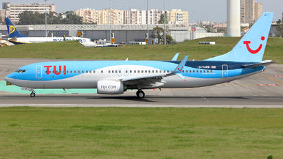 G-TAWW - TUI Airways Boeing 737-800