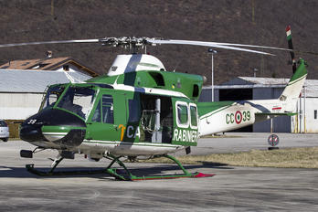 MM81695 - Italy - Carabinieri Agusta / Agusta-Bell AB 412