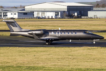M-RBIG - Private Learjet 45