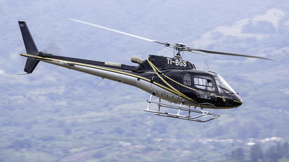 TI-BGS - Helijet Aerospatiale AS350 Ecureuil / Squirrel