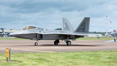 09-4191 - USA - Air Force Lockheed Martin F-22A Raptor
