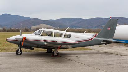 N9184X - Private Piper PA-30 Twin Comanche