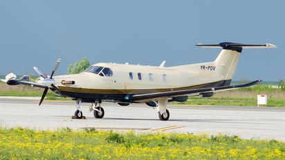 YR-PDV - Private Pilatus PC-12