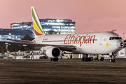 ET-AMF - Ethiopian Airlines Boeing 767-300ER aircraft
