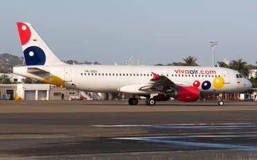 HK-5221 - Viva Air Airbus A320