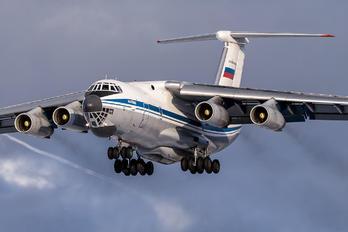 RF-76702 - Russia - Air Force Ilyushin Il-76 (all models)
