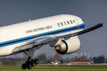 B-2010 - China Southern Cargo Boeing 777F