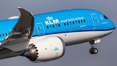 PH-BHM - KLM Boeing 787-9 Dreamliner