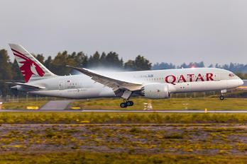 A7-BCR - Qatar Airways Boeing 787-8 Dreamliner