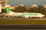 New Boeing 737 for Transavia title=