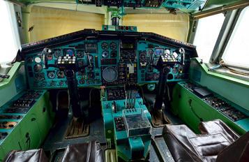 СССР-77110 - Aeroflot Tupolev Tu-144