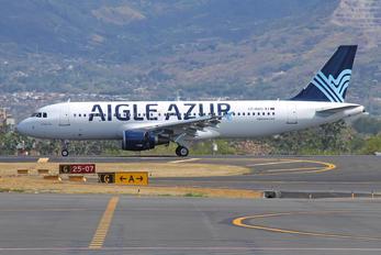 CC-BAO - Aigle Azur Airbus A320