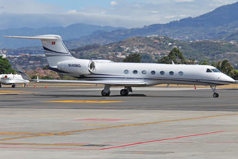 N145MG - Private Gulfstream Aerospace G-V, G-V-SP, G500, G550