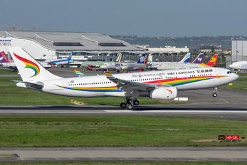 F-WWCC - Tibet Airlines Airbus A330-200
