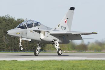 7708 - Poland - Air Force Leonardo- Finmeccanica M-346 Master/ Lavi/ Bielik