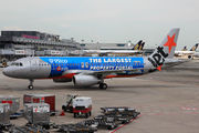 New livery of Jetstar Asia Airbus A320 title=