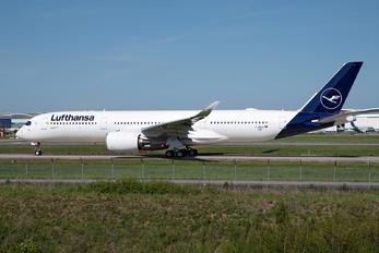 F-WZGO - Lufthansa Airbus A350-900