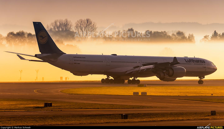 Lufthansa D-AIHH aircraft at Munich
