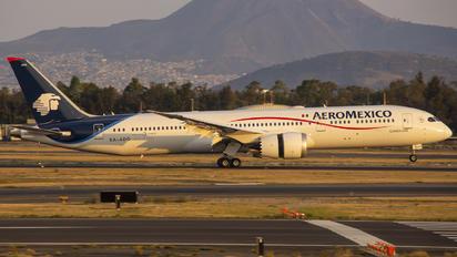 XA-ADG - Aeromexico Boeing 787-9 Dreamliner