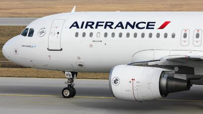 F-HEPB - Air France Airbus A320