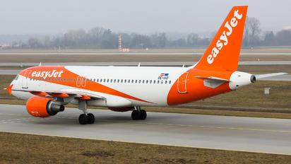 OE-IVO - easyJet Europe Airbus A320