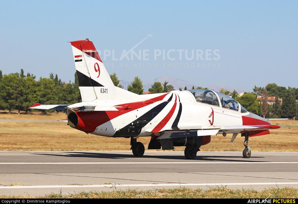 Egypt - Air Force 6341 aircraft at Tanagra