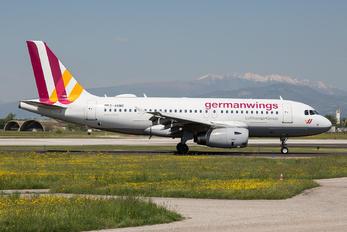 D-AGWO - Germanwings Airbus A319