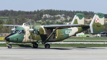 0221 - Poland - Air Force PZL M-28 Bryza