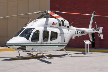 XA-BMD - Private Bell 429 Global Ranger