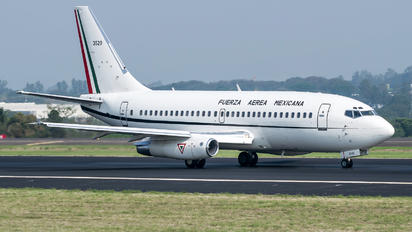3520 - Mexico - Air Force Boeing 737-200