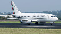 3520 - Mexico - Air Force Boeing 737-200 aircraft