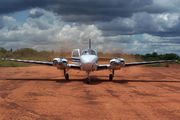 - - Private Beechcraft 58 Baron aircraft