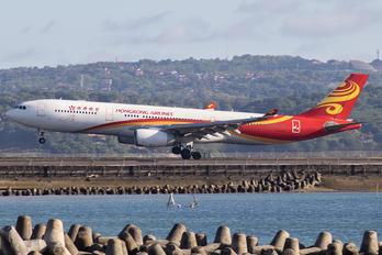 B-LHA - Hong Kong Airlines Airbus A330-300