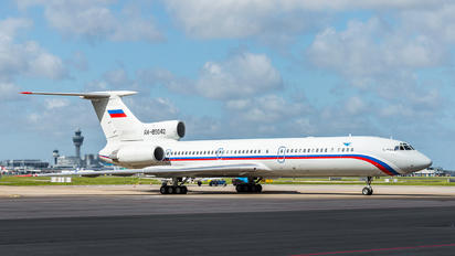 RA-85042 - Russia - Government Tupolev Tu-154M