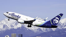 N627AS - Alaska Airlines Cargo Boeing 737-700 aircraft