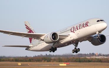 A7-BCJ - Qatar Airways Boeing 787-8 Dreamliner