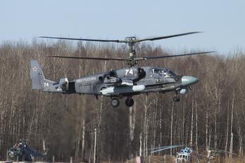 RF-90676 - Russia - Air Force Kamov Ka-52 Alligator