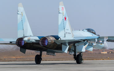 RF-95475 - Russia - Air Force Sukhoi Su-35S