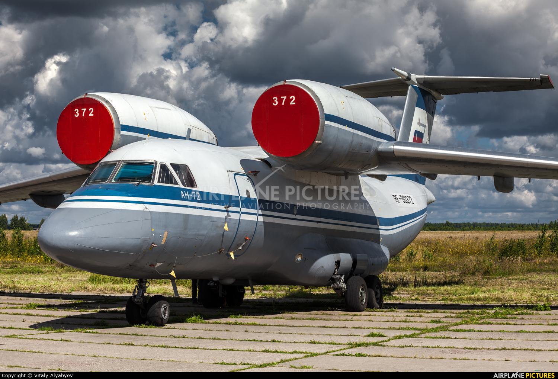 Russia - Air Force RF-90372 aircraft at Ivanovo - Severny