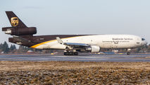 N281UP - UPS - United Parcel Service McDonnell Douglas MD-11F aircraft