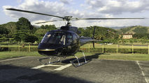 TI-BGS - Helijet Aerospatiale AS350 Ecureuil / Squirrel aircraft