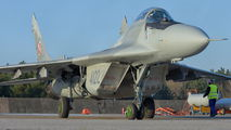 4122 - Poland - Air Force Mikoyan-Gurevich MiG-29G aircraft